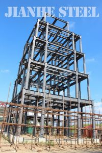 Steel Structural Projects/Steel Building/Steel tower pictures & photos