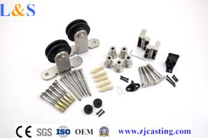 Wooden Sliding Door Hardware (LS-SDU-6205)