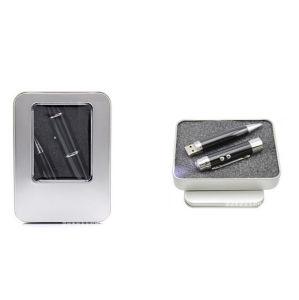 Stylish Laser Pen + Writing Pen + USB Drive 2GB 4GB 8GB 16GB 32 GB USB Pen Flash Drive pictures & photos