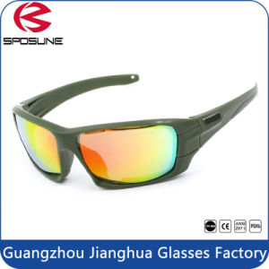 Safety Tactical Anti-Fog Goggles Military Protective Eyewear pictures & photos