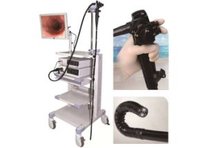 Med-Se-CE-130 Video Colonoscope Endoscope, Gastroscope and Colonoscope Unit pictures & photos