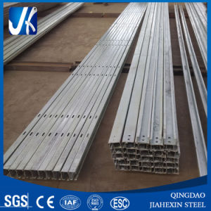Hot Dipped Galvanized C Channel / C Beam/ C Purlin pictures & photos