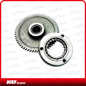 Silver Motorcycle Starting Clutch for Cg125 Motorcycle Part pictures & photos
