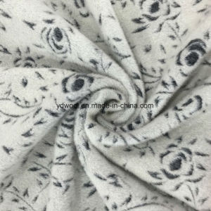 Rose Jacquard Wool Fabric Ready pictures & photos