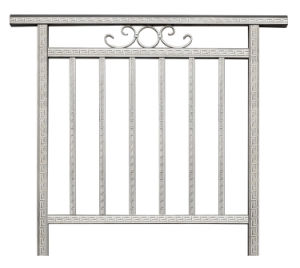Easy Assembly Balcony Steel Tube Fence pictures & photos