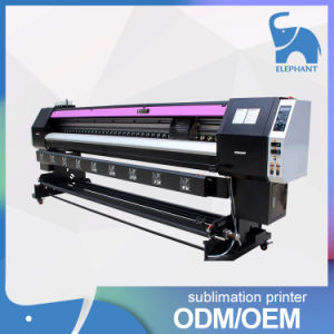 T-Shirt Sublimation Printing Plotter Prinnter Machine with Dx5 Head pictures & photos
