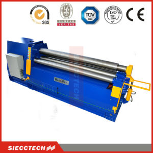 Hydarulic Plate Rolling Machine pictures & photos