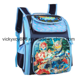 Primary Children Child Student 3D Cartoon School Bag Backpack (CY3327) pictures & photos