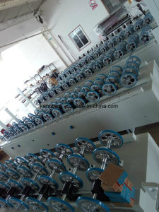 Hot Glue Venner Decorative Woodworking Coating Machine pictures & photos