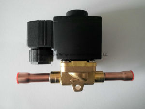 Solenoid Valve with Piston for Air Conditioning System pictures & photos
