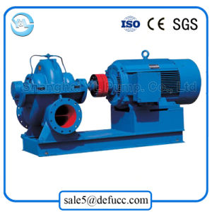 Double Suction Electric Large Volume Split Case Dewatering for Mining pictures & photos