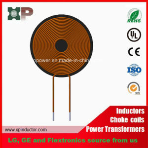 Qi Receiving Coil Wireless Charging Custimized Coil Rx35 Rx38 Rx48 pictures & photos