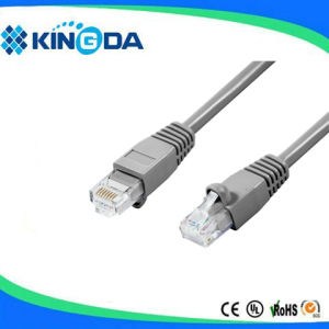 UTP Cat5e network cable patch cable cord pictures & photos