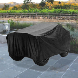 High Quality Classic Waterproof Durable Polyester ATV Cover pictures & photos