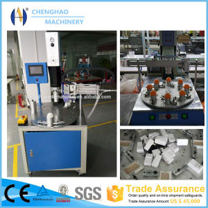 6 Station Rotary Ultrasonic Welding Machine for Lampholders Welding pictures & photos