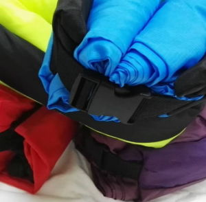 Nylon Hangout Air Sleeping Laybag, Laybag Outdoor Wholesale (A0010) pictures & photos