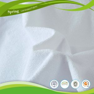 Soft Jersey Waterproof Mattress Protector Vinyl Free pictures & photos