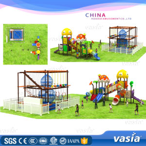 Indoor Playground Equipment Rope Course Vs2-160315-33 pictures & photos
