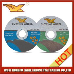 China Brand Abrasive Stone and Glass Cutting Disc for Grinders pictures & photos