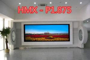 P1.875 Ultra LED Moving Sign of LED Display Screen Cabinet pictures & photos