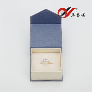 Gray Paper Jewelry Boxes Set with Magnet Cover pictures & photos