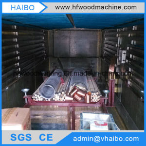 8 Cbm Drying Timber Hf Vacuum Wood Dryer Machine with SGS pictures & photos
