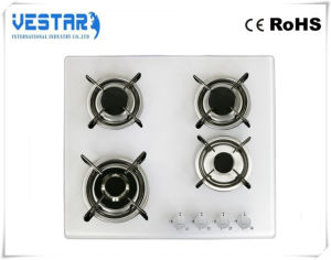 S. S 201 Factory Supplier 4burner Gas Hob pictures & photos