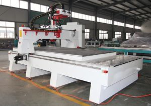 High Precision 1530 Wood Cutting and Engraving 9kw Hsd Air Cooling Spindle Atc CNC Router pictures & photos