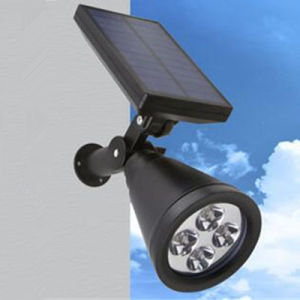 Solar LED Wall Light for Garden Lighting pictures & photos