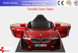 Best Selling Kids Rocking Car, Double Door Open Kid Car pictures & photos