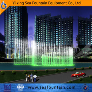 Seafountain Design Wooden Package Music Fountain pictures & photos