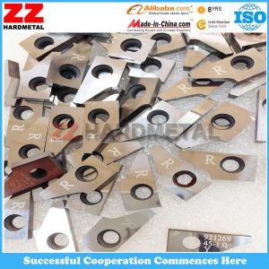 Woodworking Tool Tungsten Carbide Knives pictures & photos