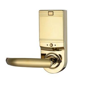 Zinc Alloy Access Control Fingerprint Password Smart Door Lock pictures & photos