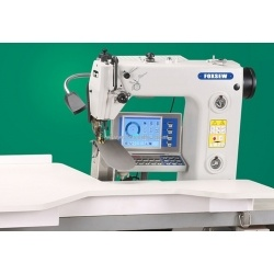 Auto Sleeve Setting Sewing Machine pictures & photos