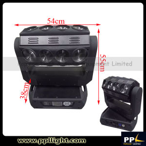 Excellent Beam Light Fantastic Roller 16PCS 12W Beam Moving Head Light pictures & photos