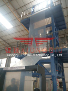 HDPE/LLDPE/HDPE High Speed Film Blowing Machine pictures & photos