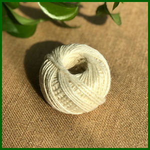 Gardening Making Dyed Jute Twine (white) pictures & photos