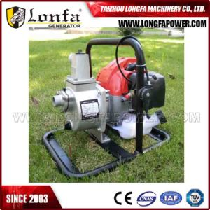 1inch Mini Micro Two Stroke Petrol Gasoline Water Pump (WP10) pictures & photos