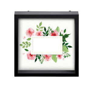 Home Decoration 3 Sets Plastic Photo Frame pictures & photos