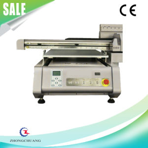 High Resolution Glass / Ceramic Digital UV Flatbed Photo Printer pictures & photos