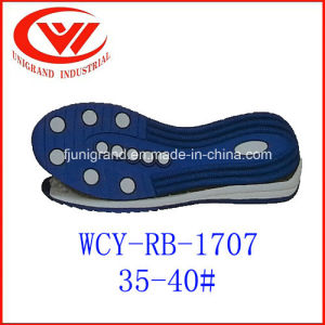 Sports Shoe Sole Soccer Shoes Outsole Top Quality Cheap pictures & photos