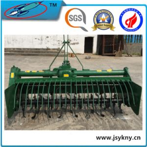 2017 New Adjustable Rear Flap Heavy Rotary Hoe Tiller pictures & photos