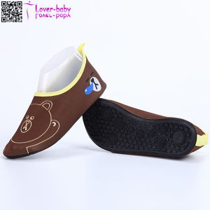 Lightweight Aqua Socks Quick-Dry Water Shoes Mutifunctional Barefoot Shoes Ty022 pictures & photos