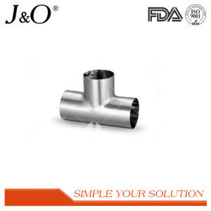 Stainless Steel Sanitary Short Type Welded Tee pictures & photos