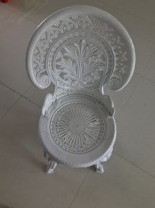 Plastic Leisure Furniture Chair and Table Mould (HY039) pictures & photos