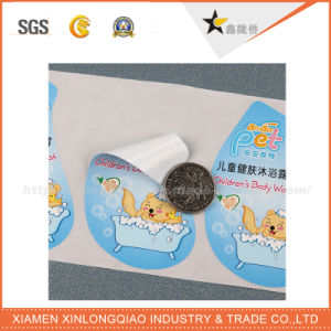 Clothing Washable Tag Label Printing Printed Custom Woven Garment Label pictures & photos