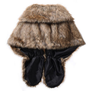 Women′s Fake Fur Shawl, Fashion, Clothing pictures & photos