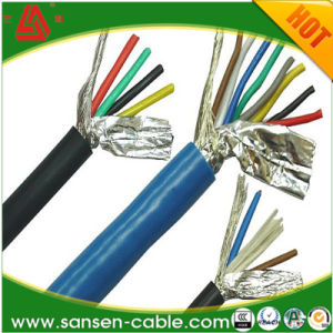 PVC Insulted PVC Sheathed Shielded Flexible Cable Control Cable pictures & photos