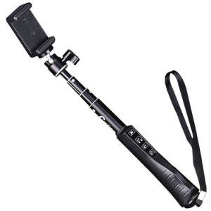 Extendable Selfie Stick with Remote Shutter for Smartphones pictures & photos