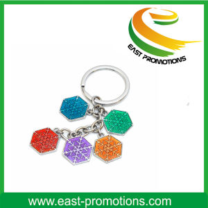 Attractive Souvenirs Metal Keychain with Logo pictures & photos